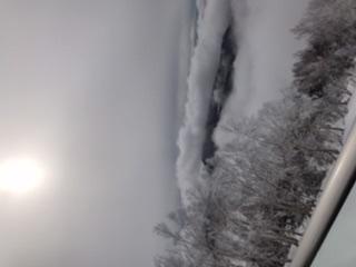 運がよければ絶景見られます。|竜王スキーパークのクチコミ画像