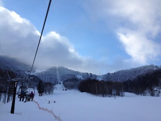 天気・雪質ともに⭕️|タングラムスキーサーカスのクチコミ画像