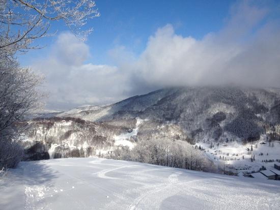 天気・雪質ともに⭕️|タングラムスキーサーカスのクチコミ画像2