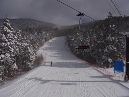 無料ポールトレーニング|信州松本 野麦峠スキー場のクチコミ画像