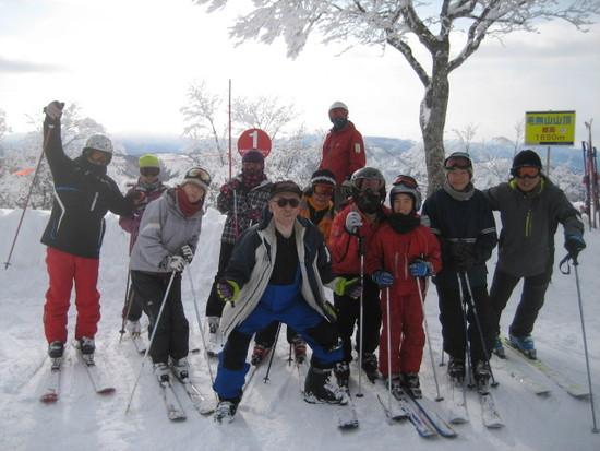 スキー三昧・酒宴三昧・温泉三昧|野沢温泉スキー場のクチコミ画像