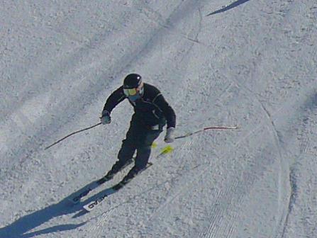 レースの練習|信州松本 野麦峠スキー場のクチコミ画像