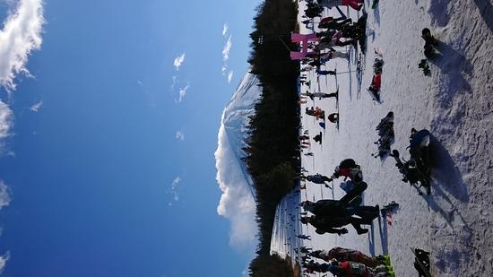 家族で雪遊びなら・・・|ふじてんスノーリゾートのクチコミ画像