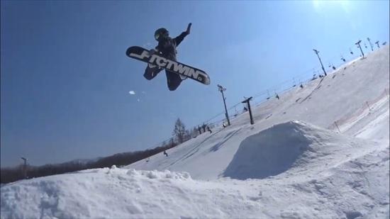 パークで練習し放題! 会津高原だいくらスキー場のクチコミ画像3