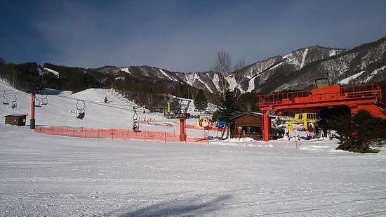 ファミリーゲレンデ♪|かたしな高原スキー場のクチコミ画像