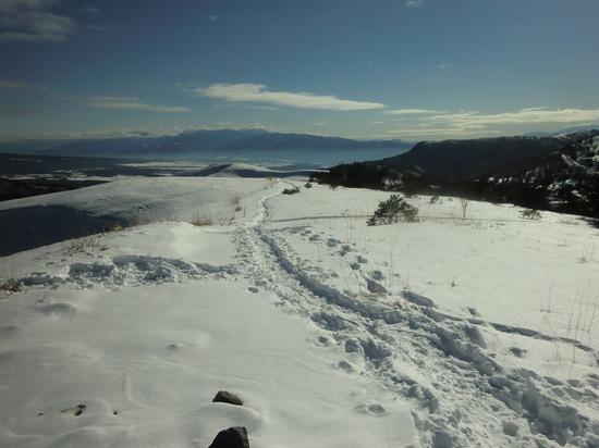 犬も楽しめます|車山高原SKYPARKスキー場のクチコミ画像3
