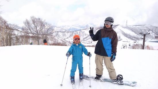 4月の田代エリア|かぐらスキー場のクチコミ画像