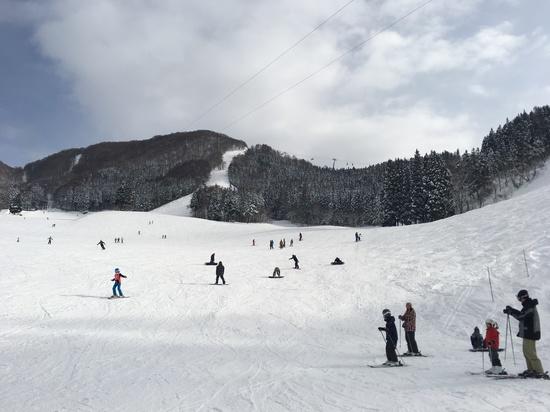 子連れボード 野沢温泉スキー場のクチコミ画像