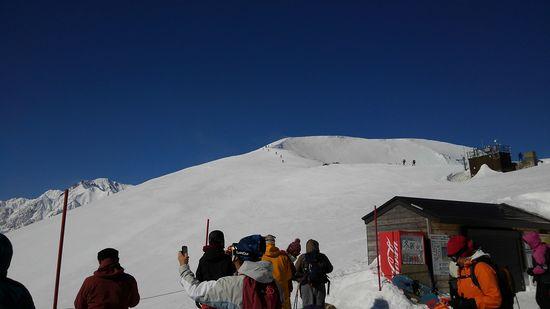 スキー9割、シニア元気|白馬八方尾根スキー場のクチコミ画像2