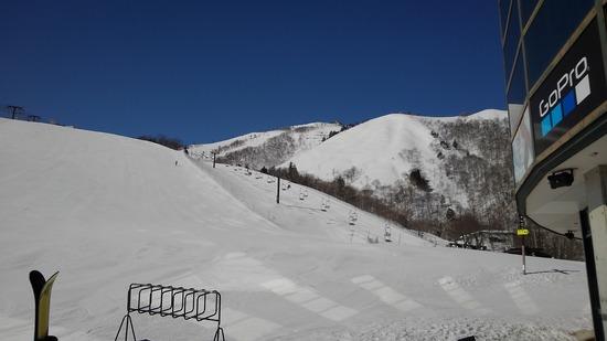 スキー9割、シニア元気|白馬八方尾根スキー場のクチコミ画像3