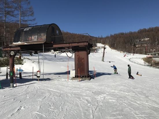手頃なスキー場|八千穂高原スキー場のクチコミ画像1