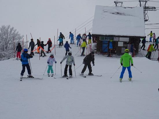 気持ちよくカービングが切れました|白馬八方尾根スキー場のクチコミ画像