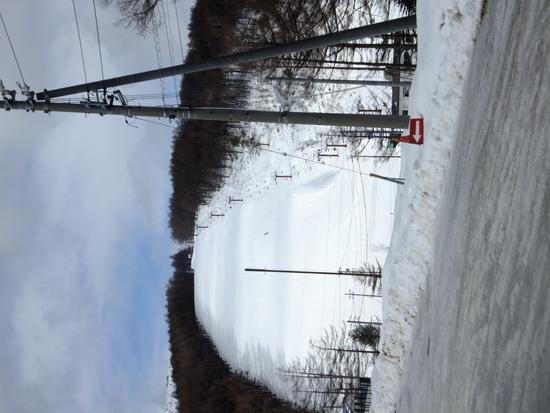 雪不足ではありませんでした|湯の丸スキー場のクチコミ画像1