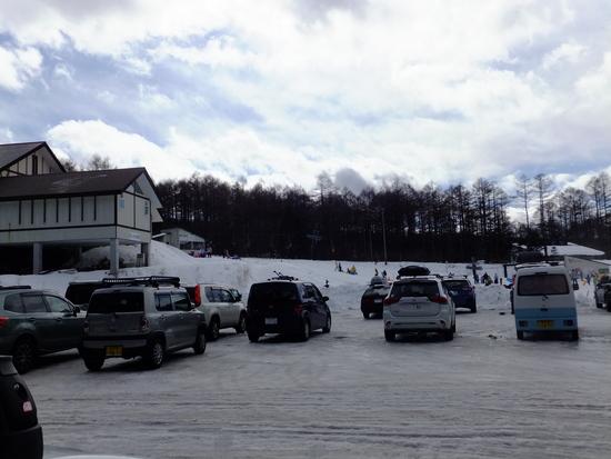 雪不足ではありませんでした|湯の丸スキー場のクチコミ画像2