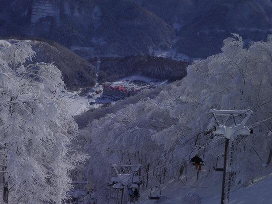 小谷村の有名スキー場|白馬コルチナスキー場のクチコミ画像
