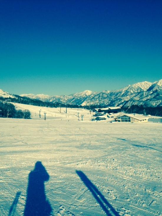 広い|栂池高原スキー場のクチコミ画像