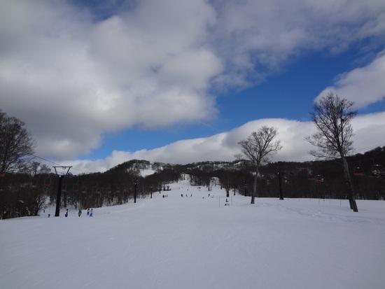 雪質良!天気良!|たんばらスキーパークのクチコミ画像