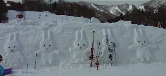 椎坂トンネル開通で、運転が楽で安全に!|かたしな高原スキー場のクチコミ画像