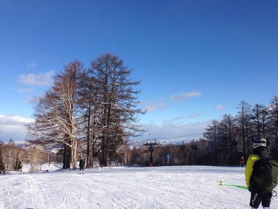 湯の峰ゲレンデAコース 野沢温泉スキー場のクチコミ画像