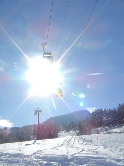 穴場のスキー場|キューピットバレイのクチコミ画像1
