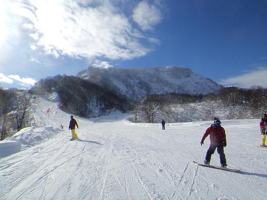 穴場のスキー場|キューピットバレイのクチコミ画像2