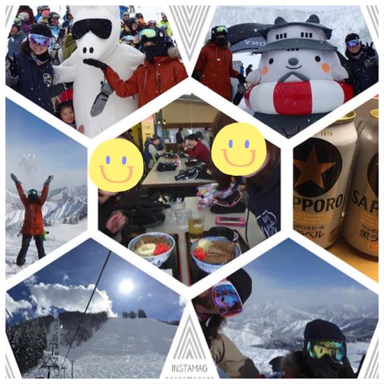 One Season何回も行くゲレンデ☆|神立スノーリゾート(旧 神立高原スキー場)のクチコミ画像
