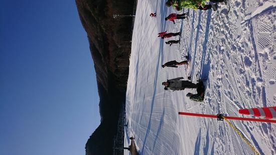 初心者の練習にちょうどいい。|カムイみさかスキー場のクチコミ画像
