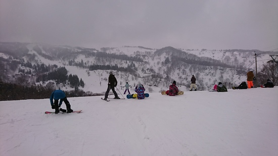 日帰りでも楽しめます 上越国際スキー場のクチコミ画像