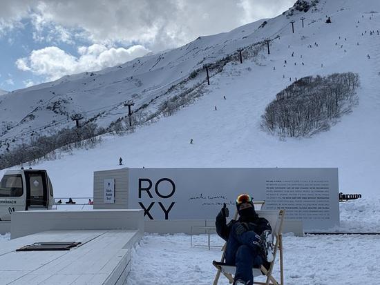 恒例の白馬トリップ|白馬八方尾根スキー場のクチコミ画像3
