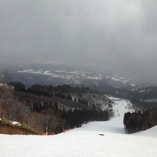 雨~雪でした|高鷲スノーパークのクチコミ画像