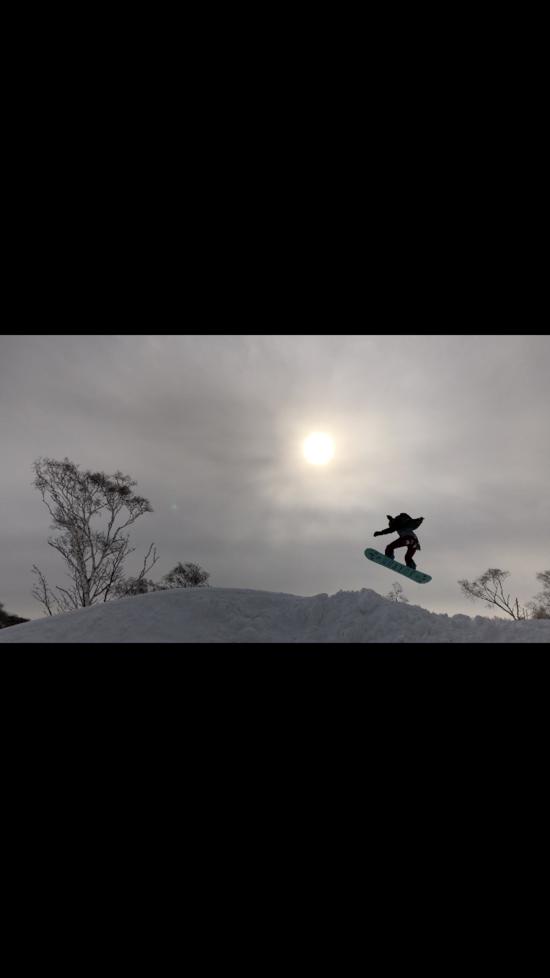 キッカー最高|斑尾高原スキー場のクチコミ画像