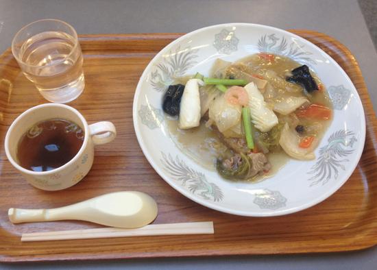 レストランバウムの海鮮おこげ|ブランシュたかやまスキーリゾートのクチコミ画像