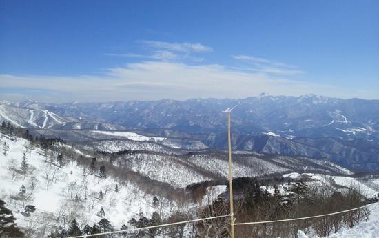 平日なら良いスキー場ですね|オグナほたかスキー場のクチコミ画像