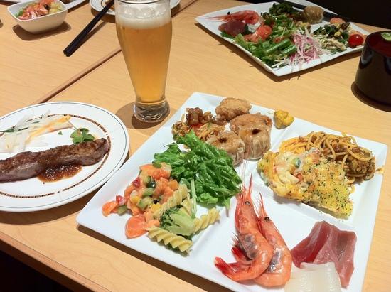 磐梯山温泉ホテルの豪華夕食|星野リゾート アルツ磐梯のクチコミ画像