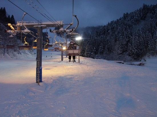 3日は天気も良く|立山山麓スキー場のクチコミ画像
