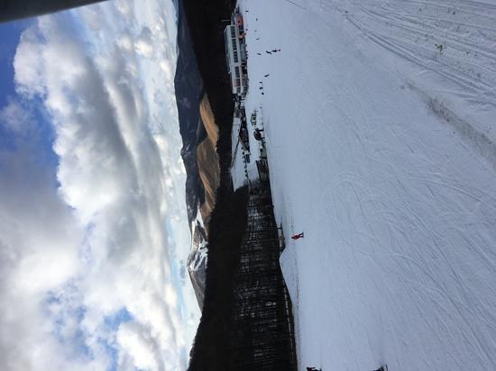 クレープ大きい!|しらかば2in1スキー場のクチコミ画像2