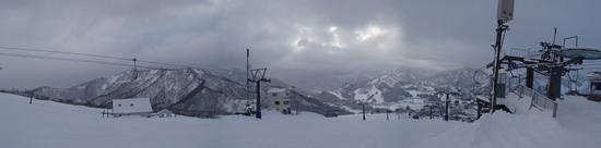降雪後|岩原スキー場のクチコミ画像