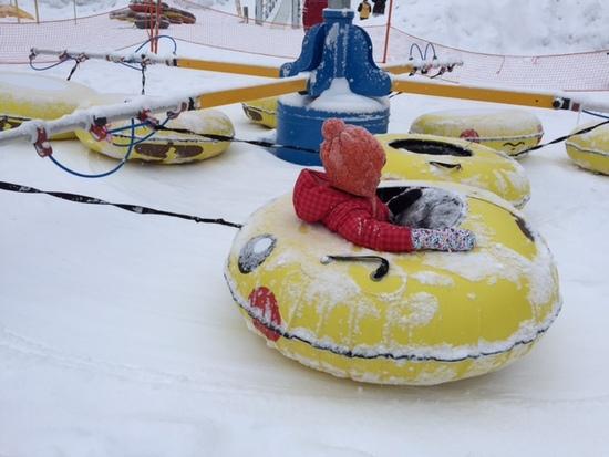 ピカチューがいます|水上高原スキーリゾートのクチコミ画像