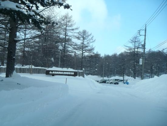 雪質最高!ただ、