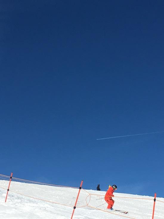 土曜日なのに空いていました|氷ノ山国際スキー場のクチコミ画像2