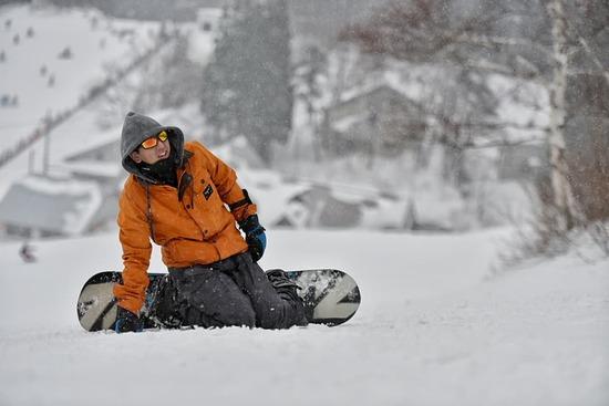 最高の雪質|ハチ・ハチ北スキー場のクチコミ画像2