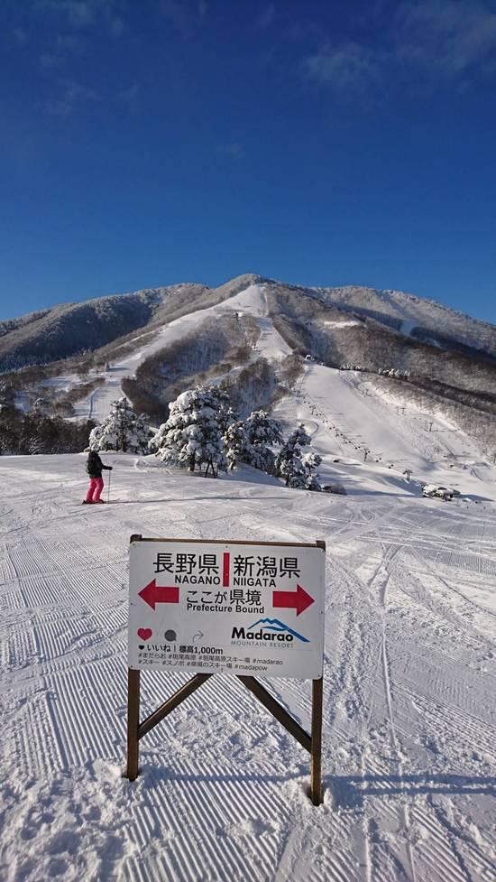 色々な斜面充実|斑尾高原スキー場のクチコミ画像