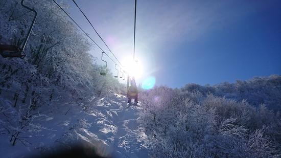 色々な斜面充実 斑尾高原スキー場のクチコミ画像3