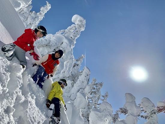 スキー場散歩|箕輪スキー場のクチコミ画像