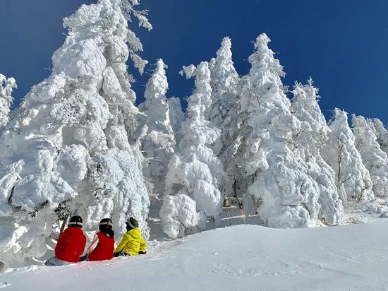 スキー場散歩 箕輪スキー場のクチコミ画像2