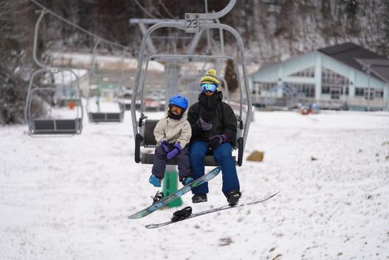 とにかく楽しい!|会津高原南郷スキー場のクチコミ画像3