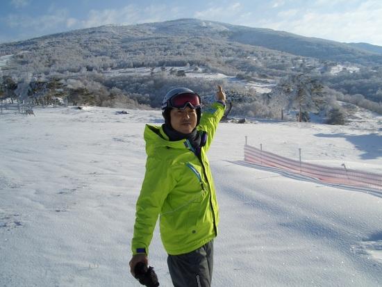 クラシックで硬派はスキー場です。|菅平高原スノーリゾートのクチコミ画像
