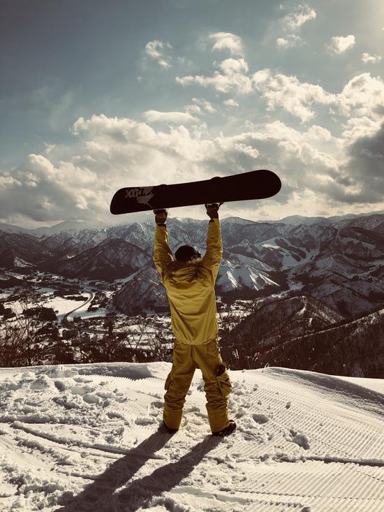 サイコー!!|岩原スキー場のクチコミ画像