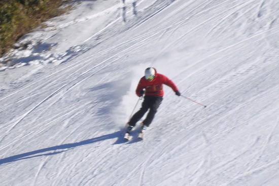 今日も暖か。|信州松本 野麦峠スキー場のクチコミ画像