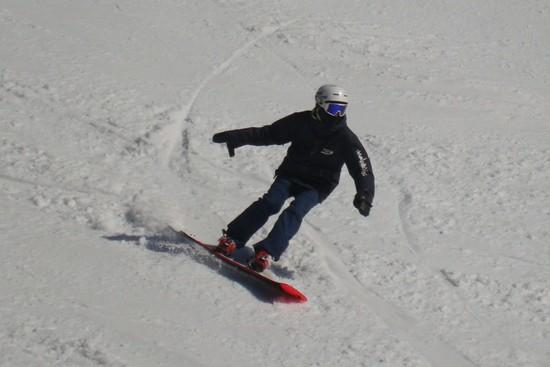 昨日は良かったろうな 信州松本 野麦峠スキー場のクチコミ画像2